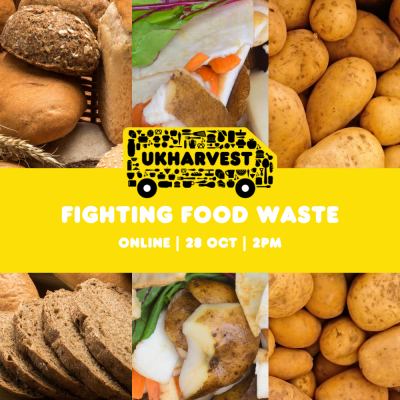 Fighting Food Waste - Zoom Session