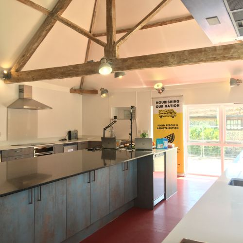 Welcome to our New Kitchen!