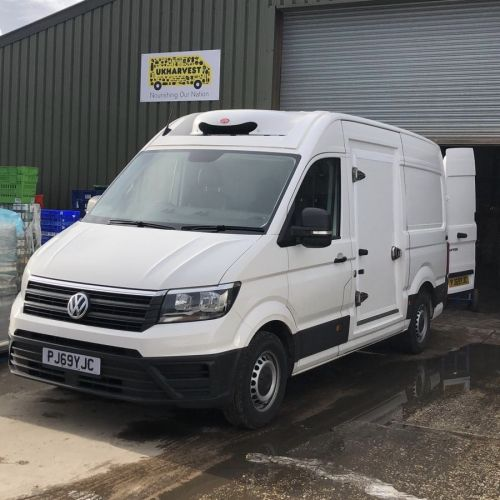 Meet our new van