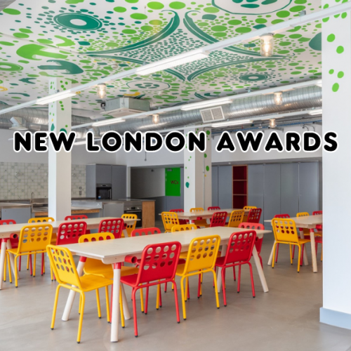 Nourish Hub shortlisted in the New London Awards