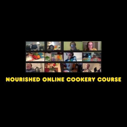 NourishEd Online Cookery Course