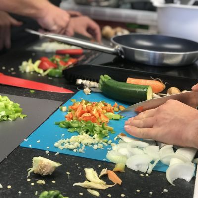 NourishEd 6 week cookery course Adur