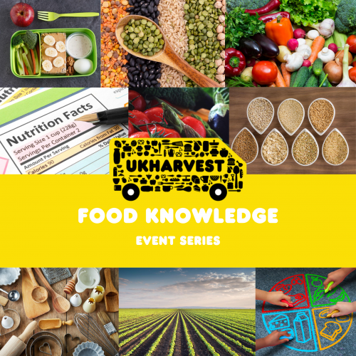 New Online Education Series - Food Knowledge